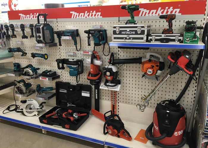 Werkzeuge | BREU Baustoffe